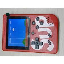 Sale máy chơi game cầm tay 4 nút sup g01 400 game in 1 - hỗ trợ 2 người chơi  cùng lúc giá rẻ mới cập nhật 52 phút trước