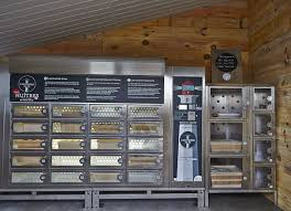 Oyster Vending Machine Amazing A New Oyster Vending Machine In France Is Open 4848 WhereTraveler