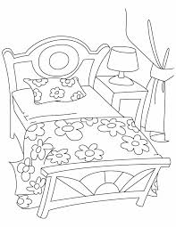 Small Picture Bed coloring pages Download Free Bed coloring pages for kids
