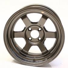 rota wheels 4x100. rota wheels - grid-v classics 16x8 +20mm 4x100 67.1 hub set of 4 l