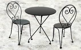rod iron furniture. Best Of Wrought Iron Commercial Bistro Chair With Rod Chairs Patio Furniture