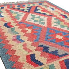 7 x10 highest quality shirazb kilim rug lamb wool rug persian rug