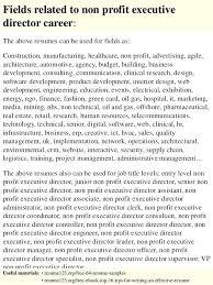 Development Director Resume Nonprofit Development Director Resume