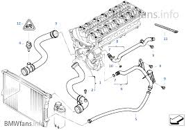 cooling system water hoses bmw 3 e46 328i m52 south africa cooling system water hoses