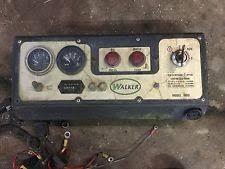 walker mower walker zero turn mower electrical panel wiring harness dash 8950 7940 9 7396