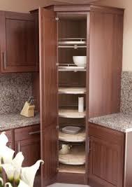 Perfect for FL house -- corner full size pantry   Recorner Maxx Full Round  Tall