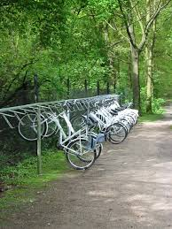 <b>Bicycle parking rack</b> - Wikipedia