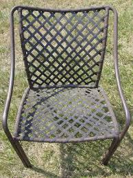 Outdoor Furniture Restoration