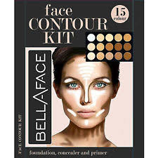 15 shades colour concealer contour makeup palette kit make up set palette 1 uk