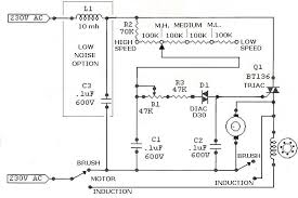 controlling the speed on a 240vac industrial fan suggestions please triac ac motor speed control circuit png