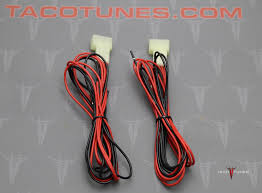 2007 2011 toyota camry tweeter wire harness adapters speaker harness walmart at Speaker Wire Harness Adapter