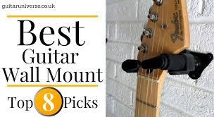 best guitar wall mounts uk 2021 reviews