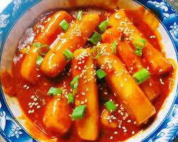 韩式辣炒年糕』软软糯糯一口一个~的做法步骤图】吃吃吃冲冲冲_下厨房