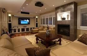 home basement design ideas