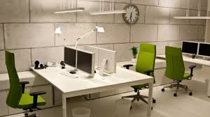 ravishing cool office designs workspace. Affordable Interior For Small Office Designs With Square Table Also Arch Lamps Hanging Lamp Ravishing Cool Workspace D