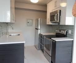 Small Dark Kitchen Design Kitchen Cabinets White Marble Countertops And Dark Cabinets Small