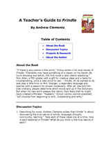 among the hidden teacher s guide printable literature activities related resources