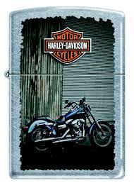 <b>Zippo 207 Harley Bikes</b> - <b>зажигалка</b>