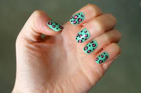 Animal Print Nail Super Cute Cheetah Nail Designs You Can Try At ...