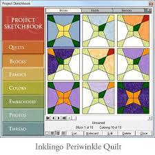 319 best EQ7 images on Pinterest | Programming, Coloring and In love & Inklingo Periwinkle in EQ - Did you know you could design with octagons in  Electric Quilt software? Adamdwight.com