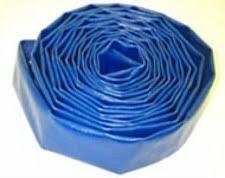Vinylflow Blue Lay Flat Hose Growers Solution