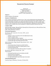 Medical Receptionist Job Description Resume Medical Receptionist Job Description Resume Duties 100a On Daycare 33