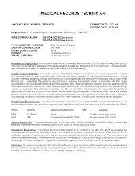 Hospital Unit Clerk Resume Billing Clerk Resume Wikirian Com