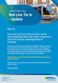 luas red line services between jervis and the point to resume luas red line services between jervis and the point to resume ahead of schedule
