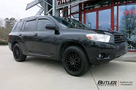 Toyota Highlander with 20in TSW Max Wheels exclusively from Butler ...