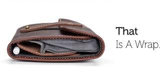 techfolio leather cord organizer your portable accessories organizer