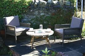 rufus outdoor coffee table bau outdoors