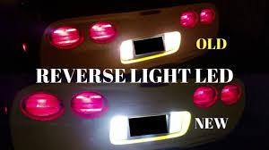 C5 Corvette Led Reverse Lights 4th C5 Corvette Mod Led Reverse Backup Lights