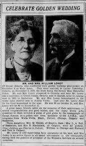 Henrietta Amelia Dillon | Loney Family from County Longford, Ireland