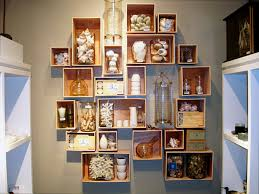 Trendy Display Shelves For Collectibles Excellent Ideas Creative Tips  Displaying Collections With Style