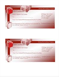Gift Certificate Template Free Award Certificate Template Gallery