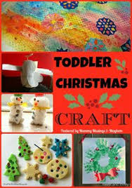 18 Easy Christmas Crafts Ornaments And Gifts  ParentingEasy Toddler Christmas Crafts