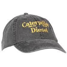 Diesel Hat Size Chart Mens Diesel Cap Caterpillar Latulippe
