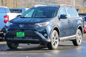 New 2018 Toyota RAV4 XLE Sport Utility in Roseburg #T18111 | Clint ...