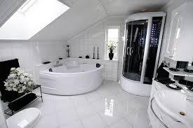 large modern bathroom. Large Modern Bathroom