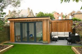 garden office with storage. Over The Last Few Years, Garden Offices Seem To Have Come Increasingly  Frequently With Traditional Storage Areas. Indeed, Garden2office Has Just Introduced Office
