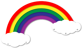 The largest free transparent png images clipart catalog for design and web design in best resolution and quality. Free Rainbow 1192745 Png With Transparent Background