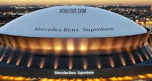 Mercedes Dome New Orleans Seating Chart Mercedes Benz Superdome Seating Chart Athletize Get To