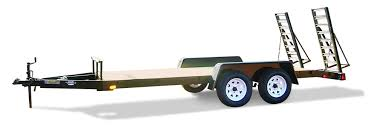 hooper trailer s channel iron trailers 16fttandem