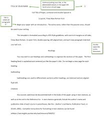 002 Research Paper Apa Citation Sample Museumlegs