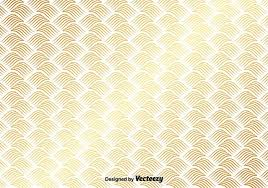 Gold Pattern Beauteous Vector Gold Pattern On White Background Download Free Vector Art
