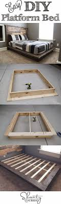 diy bedroom furniture kits. best diy projects: easy platform bed that anyone can build! diy bedroom furniture kits i