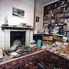 Guardian writers rooms