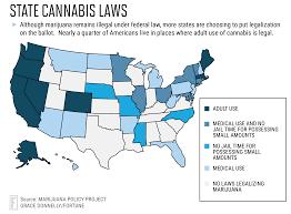 list of states with medical marijuana dispensaries