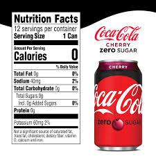 Coca Cola Nutrition Chart Coca Cola Cooler Values