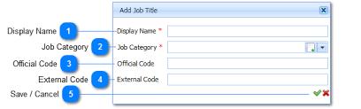 Topic: Add Job Title